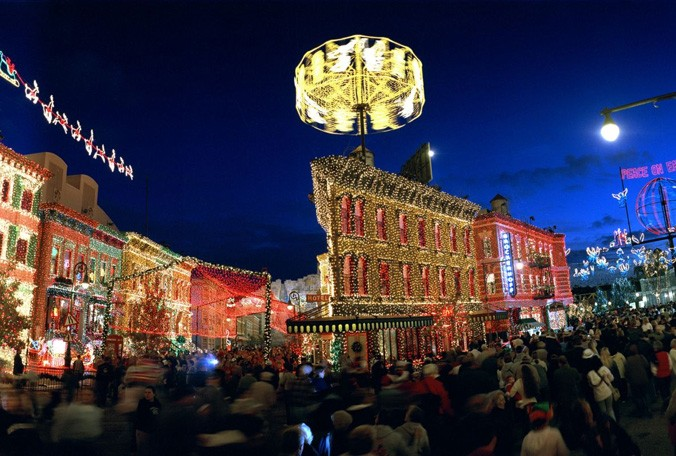 Disney World to End Long-Running Osborne Family Spectacle of Lights