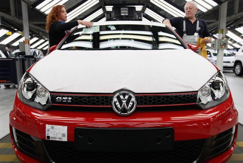 Volkswagen violates Clean Air Act