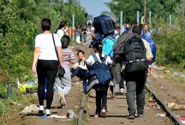 EU ministers fail to reach refugee quotas deal Official