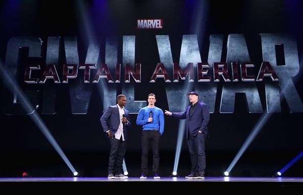'Captain America: Civil War' Plot to Focus More on Superhero Control and Not