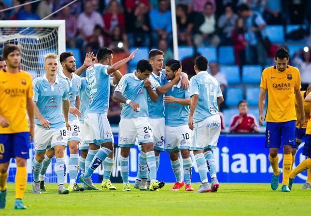 Forget Arda furore- Nolito makes Barcelona pay for failing to sign him