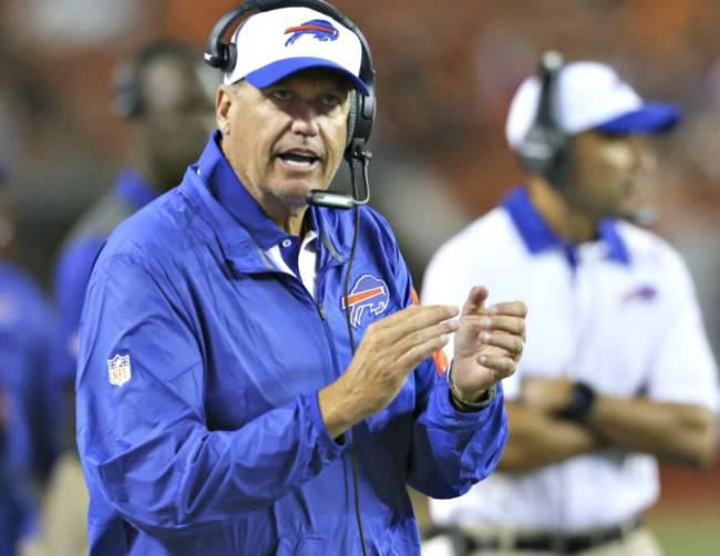 Now that Rex Ryan is manning the Bills&#39 sidelines these days the Giants Jets rivalry isn't quite the same