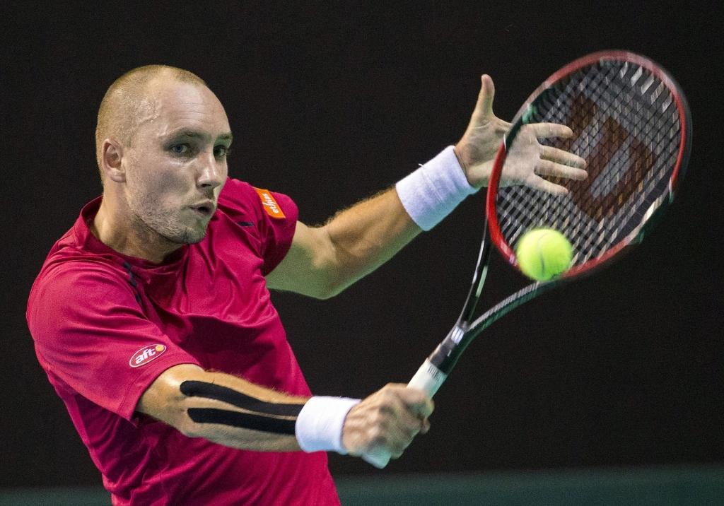 Goffin starts for Belgium in Davis Cup against Argentina