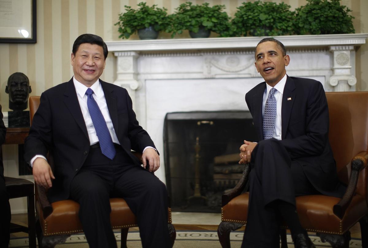 Hegemonic status is far from China's list of priorities according to Xi