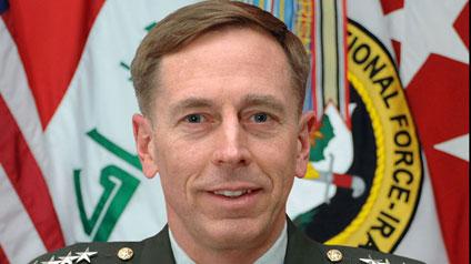Fmr. CIA Director David Petraeus