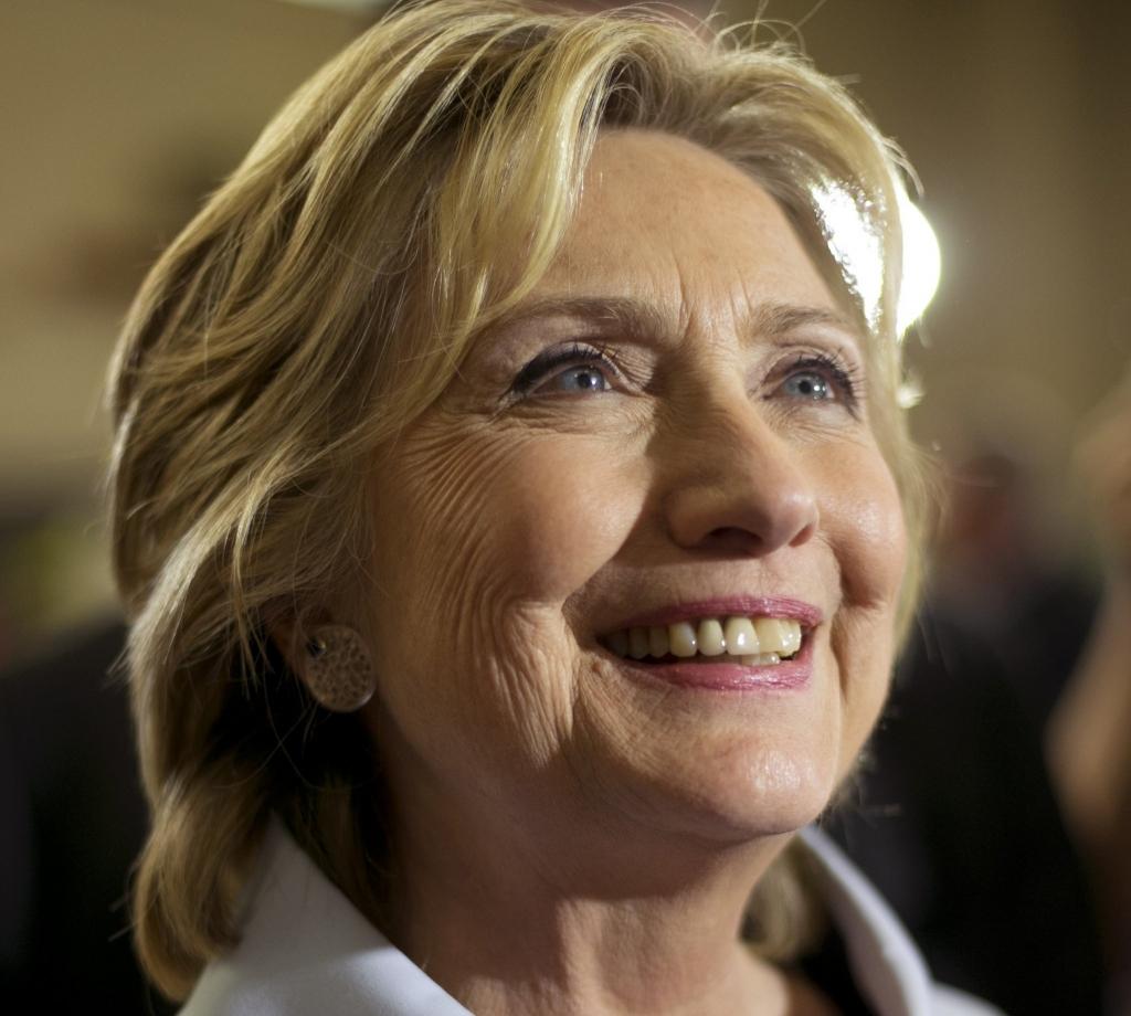 Hillary Clinton Click
