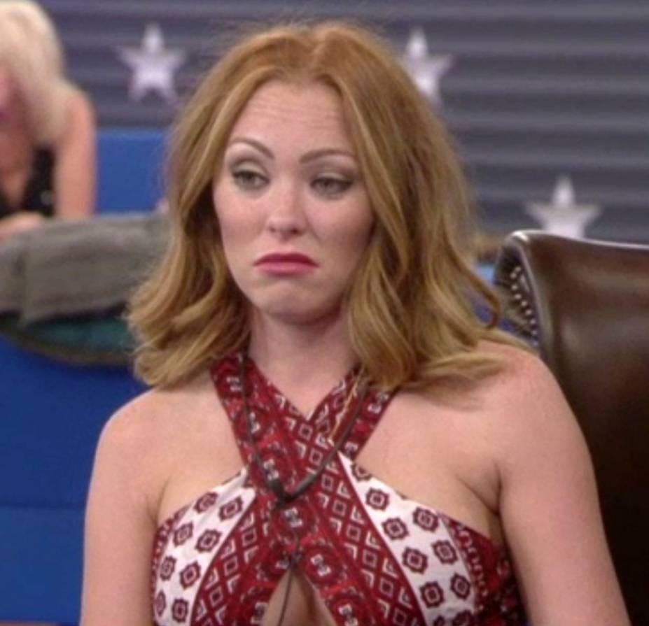 CBB Jenna goes after Natasha again 'She has McDonald's eyebrows&#039