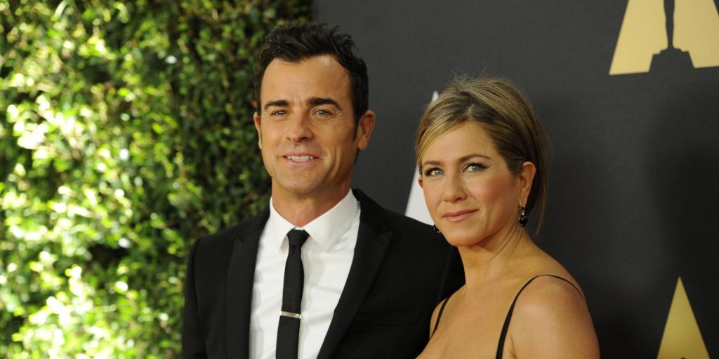 Is Jennifer Aniston Taking Husband Justin Theroux's Last Name?