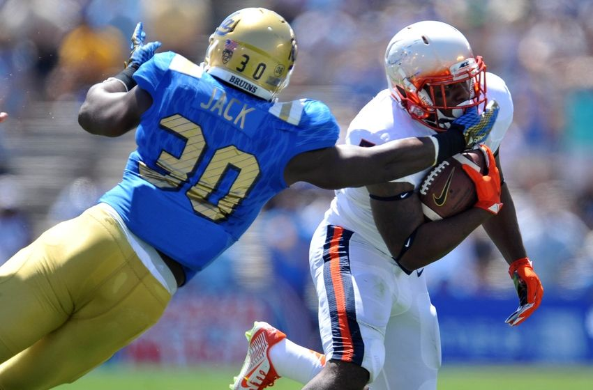 UCLA Loses Myles Jack For Season