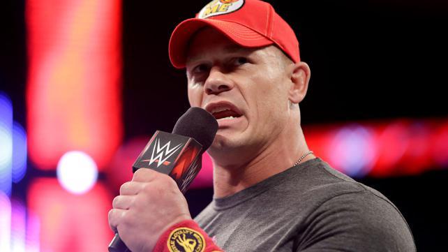 WWE Rumors John Cena injured during live event on Friday night