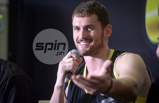 Kyrie Irving Kevin Love Anderson Varejao Timofey Mozgov making good progress from injuries as training camps near