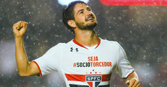 Alexandre Pato United made him an offer