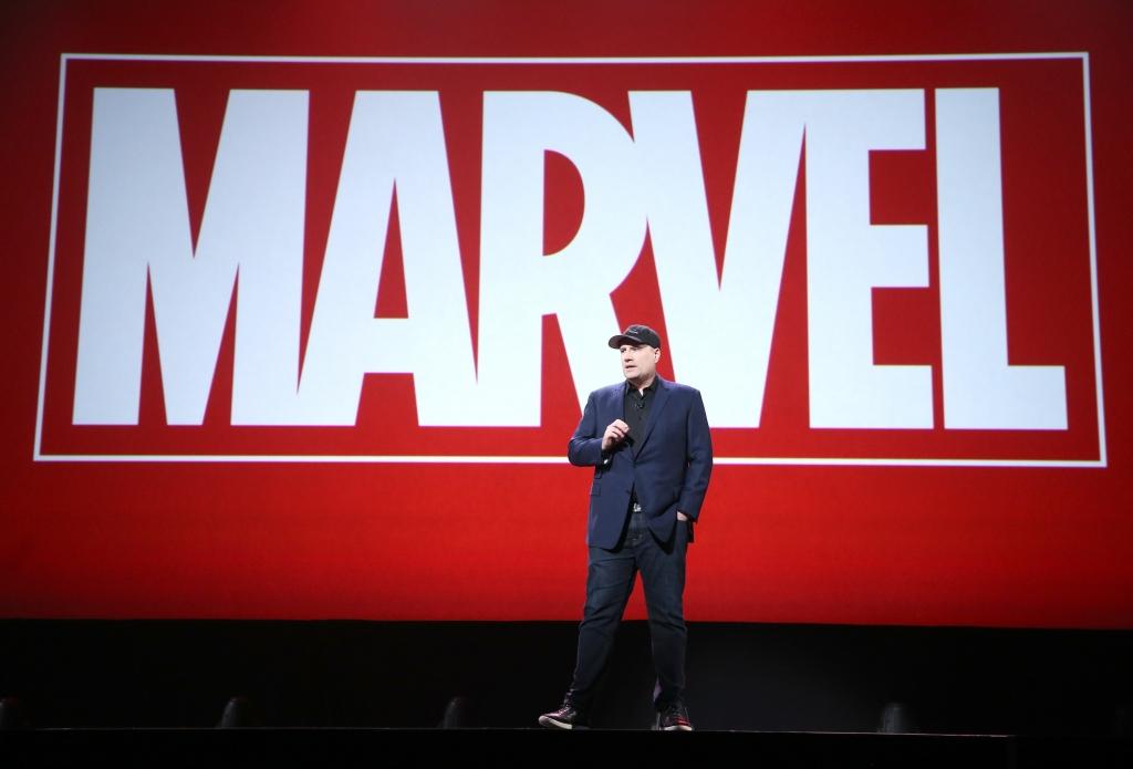 Kevin Feige Marvel D23