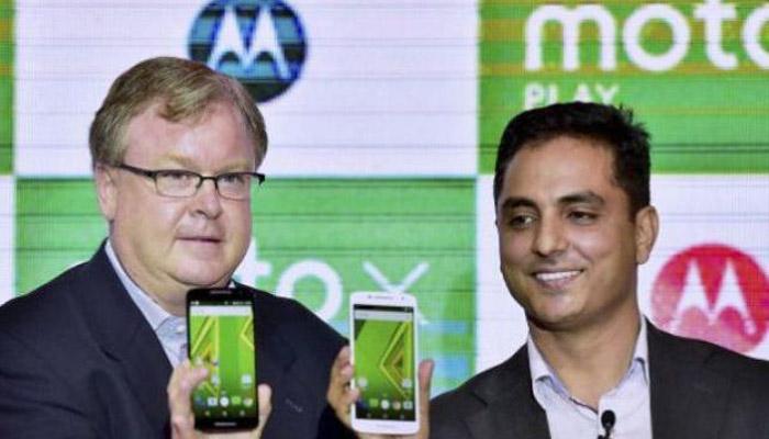 Motorola launches Moto X Play at Rs 18,499