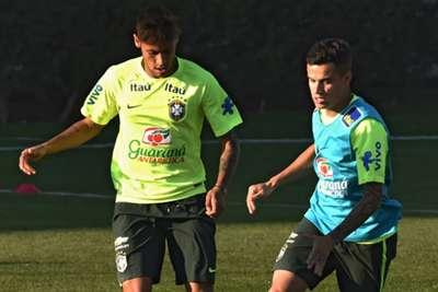 Neymar: Coutinho suits Barca