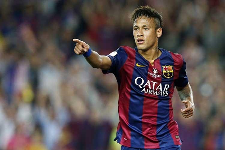 Neymar reveals summer talks with Manchester United
