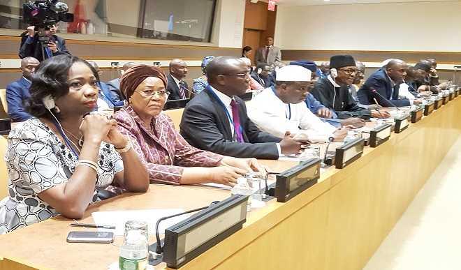 Buhari Climate change devastating for Nigeria