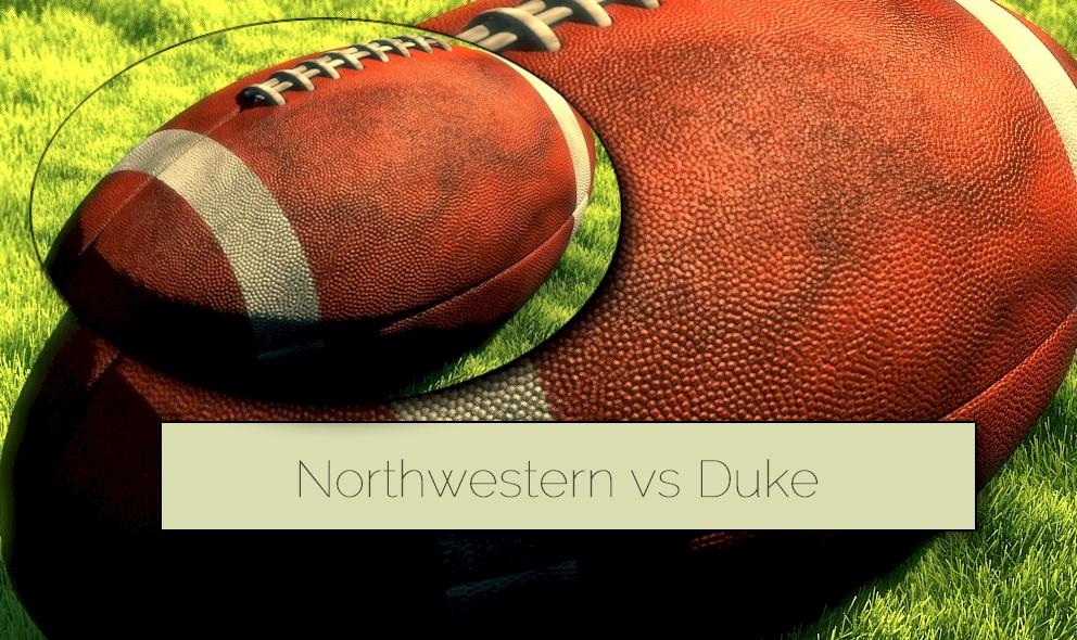 Northwestern vs Duke 2015 Score Heats up AP Top 25 Poll Rankings