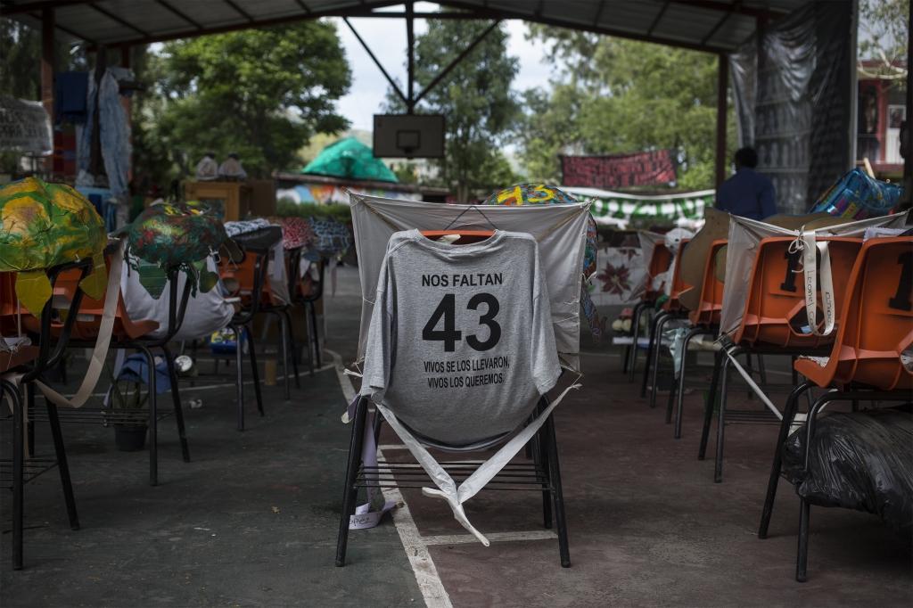 39;Asleep&#39 For a Year Aldo Gutierrez Forgotten Victim of Mexico's Ayotzinapa Attacks