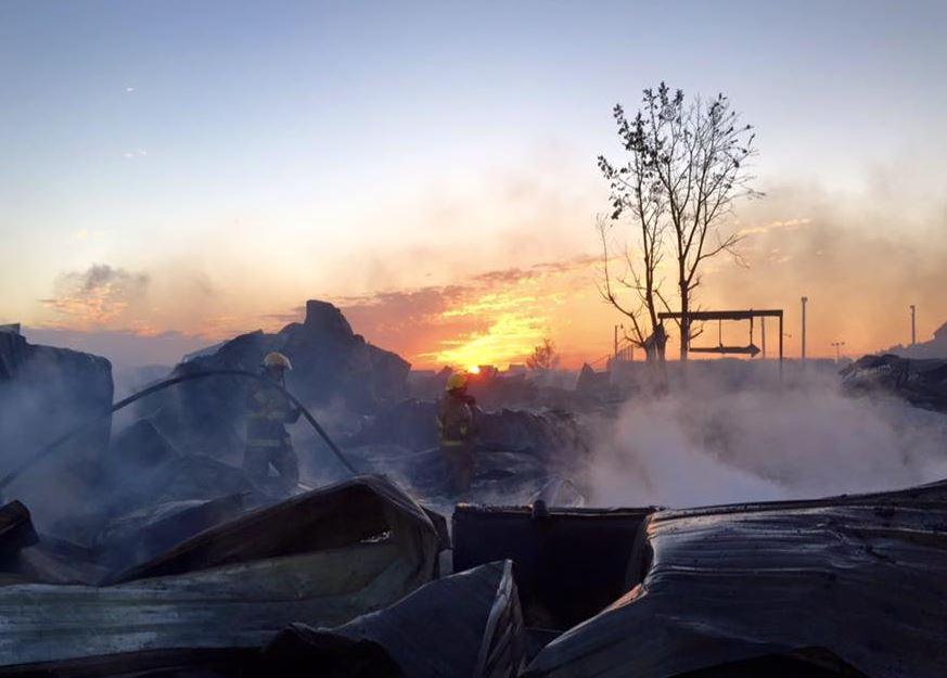 Fire engulfs full throttle saloon in sturgis celebcafe org