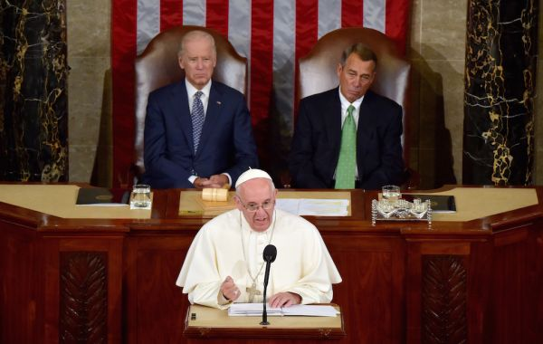 Pope Francis USA