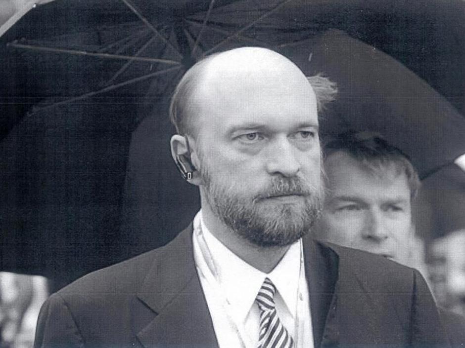 Russian banker once close to Vladimir Putin