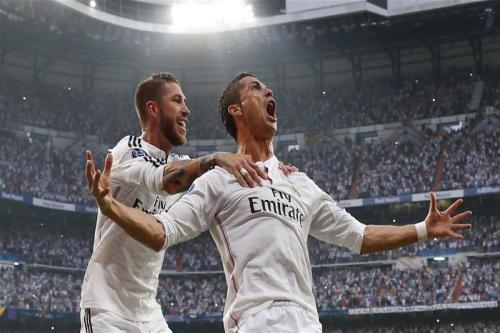 Real Madrid 4-0 Shakhtar Donetsk