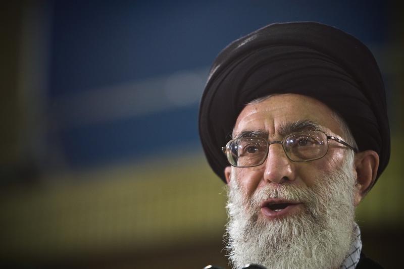ReutersIran's Supreme Leader Ayatollah Ali Khamenei