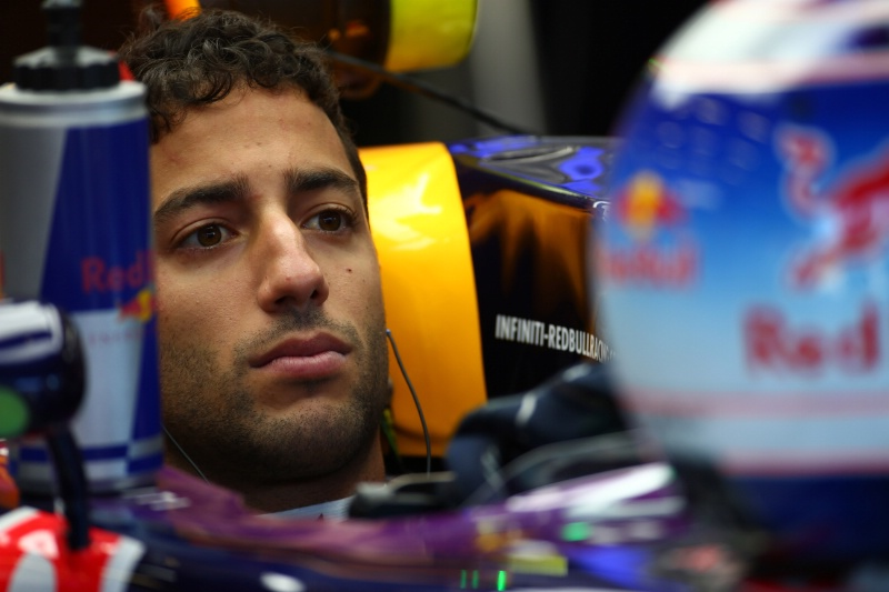 Ricciardo not worried by Red Bull engine uncertainty