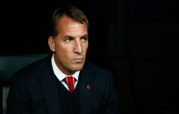 Brendan Rodgers Liverpool Real Madrid