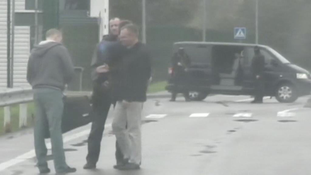 Kohver released
