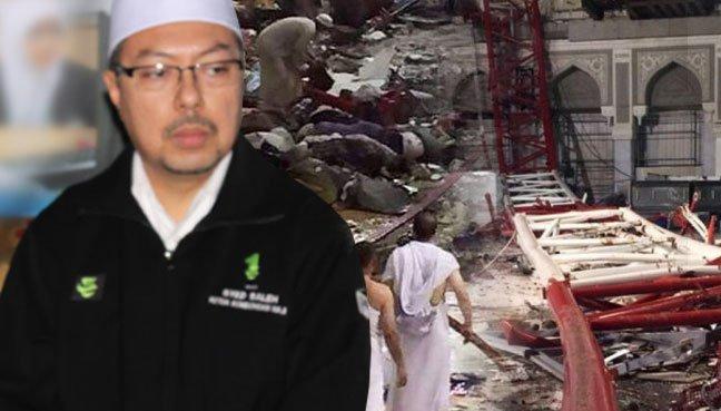 PMB Mourns Victims Of Mecca Crane Collapse