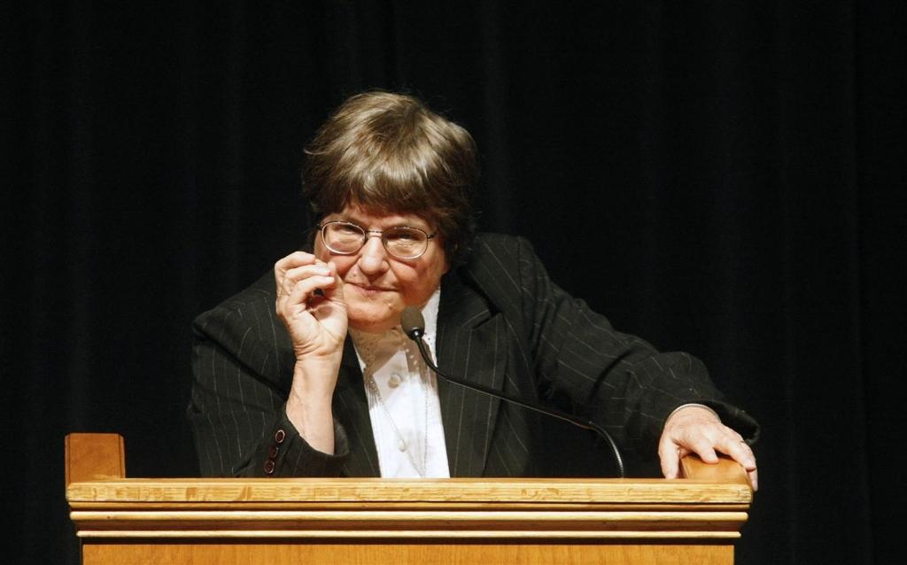 Image Sister Helen Prejean