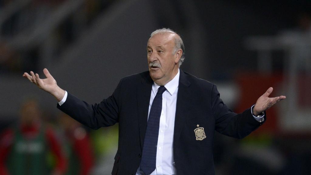 Spain won by chance- Del Bosque