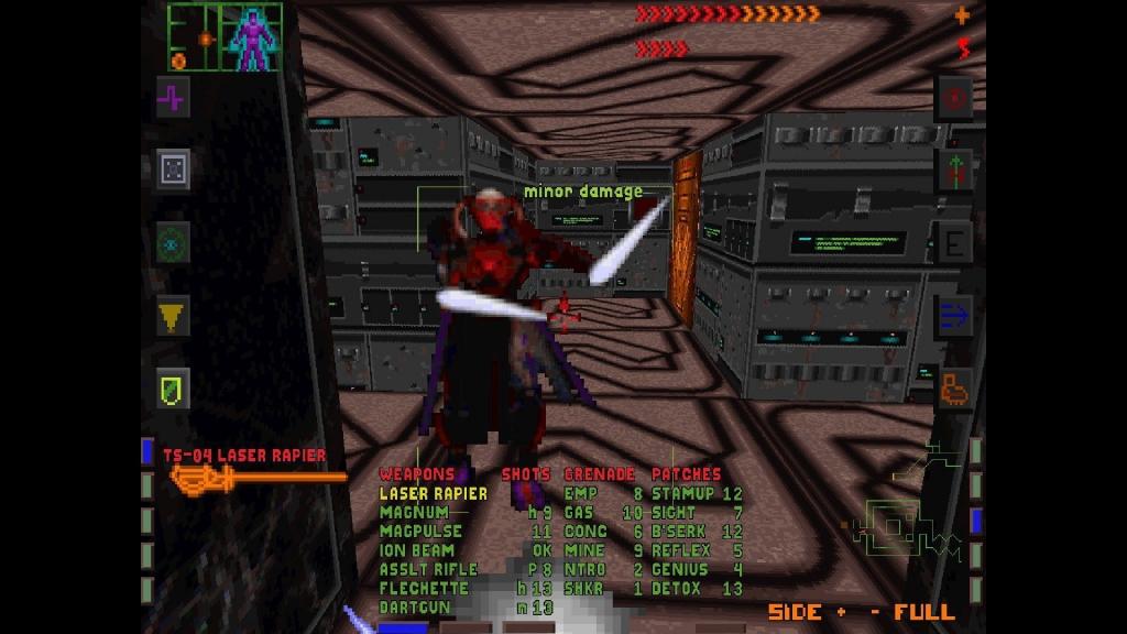 System Shock Enhanced Edition