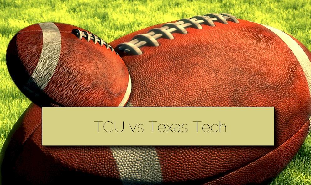 TCU vs Texas Tech 2015 Score Shocks AP Top 25 College Football