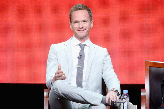 BEVERLY HILLS CA- AUGUST 13 Executive producer  host Neil Patrick Harris speaks onstage during NBC's 'Best Time Ever with Neil Patrick Harris&#039 panel discussion at the NBCUniversal portion of the 2015 Summer TCA Tour at The Beverly Hilton