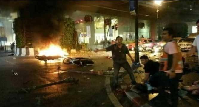 Thai police hint at Uighur link to Bangkok blast