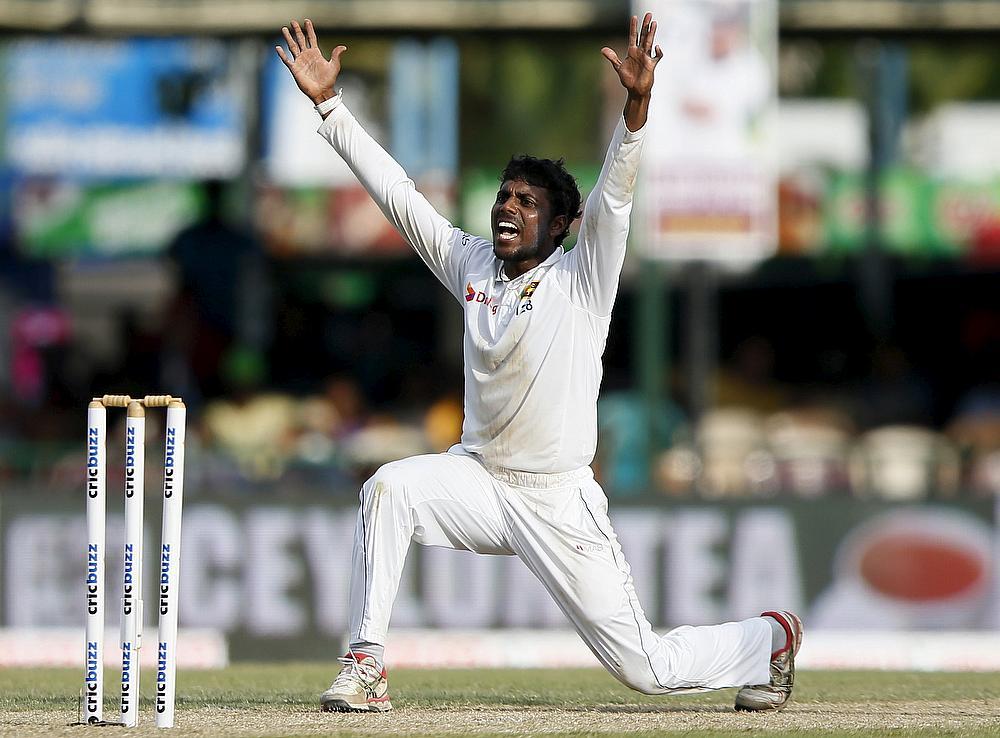 ICC clears Tharindu Kaushal to bowl off-breaks
