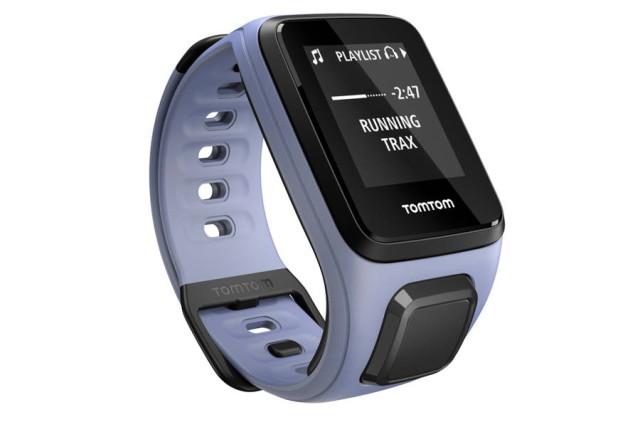 TomTom Announces 'Spark' Fitness Watch Range