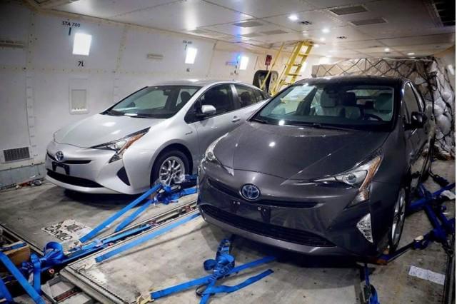 2016 Toyota Prius leaked- Image via Prius Club Malaysia