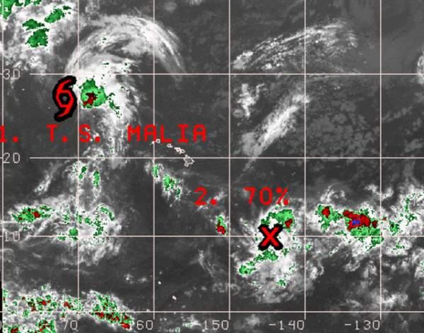 Tropical Storm Ida picks up speed in Atlantic