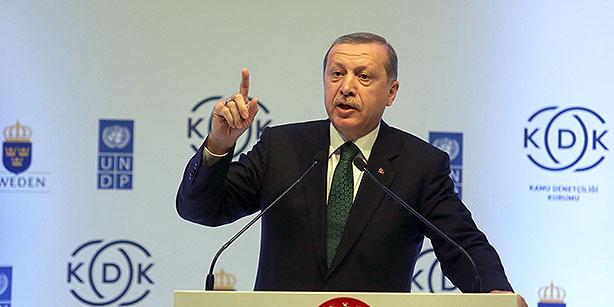 Erdoğan points to Nov. 1 election as best test for responding to terrorism