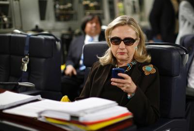 Defense Department reveals 2 new developments in Clinton email saga