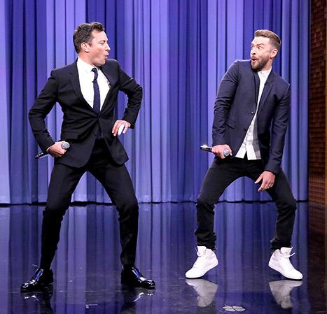 Jimmy Fallon Justin Timberlake