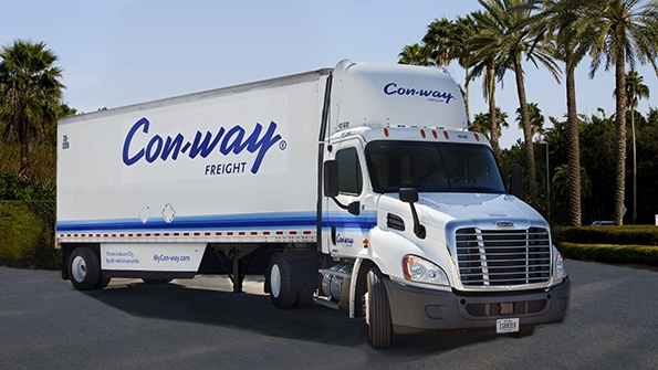 XPO Logistics to buy Con-way Inc. in $3.0 billion transaction