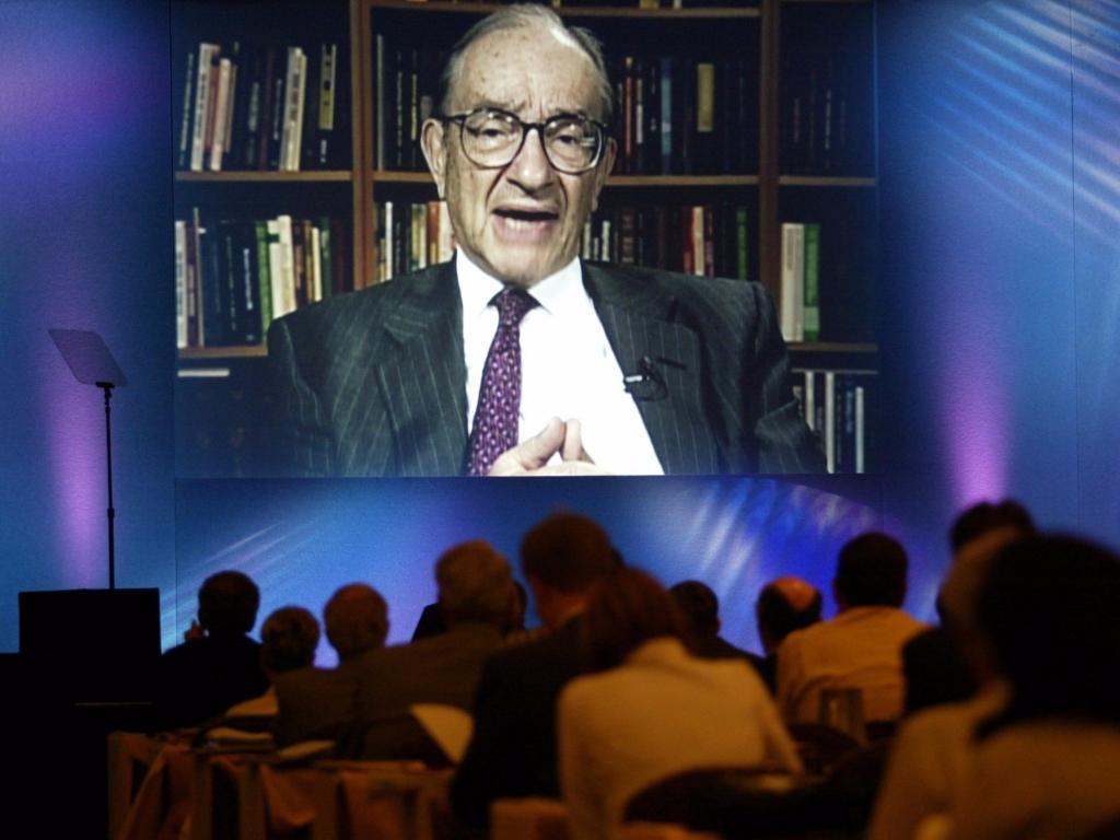 REUTERS Marc Serota Alan Greenspan