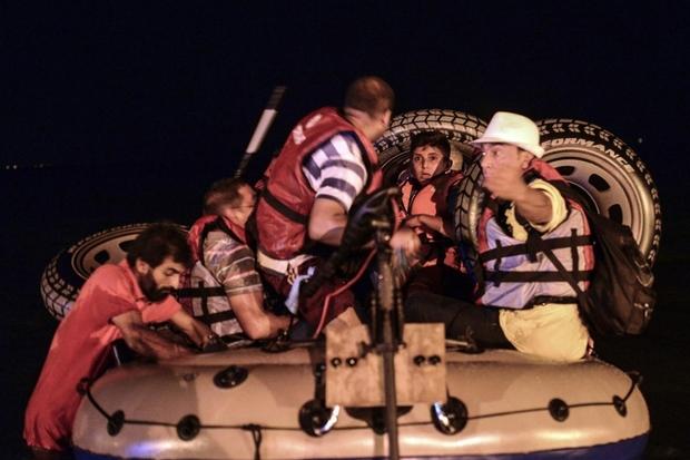 Syrian refugees drown off coast of Turkey heading to Greek island of Leros