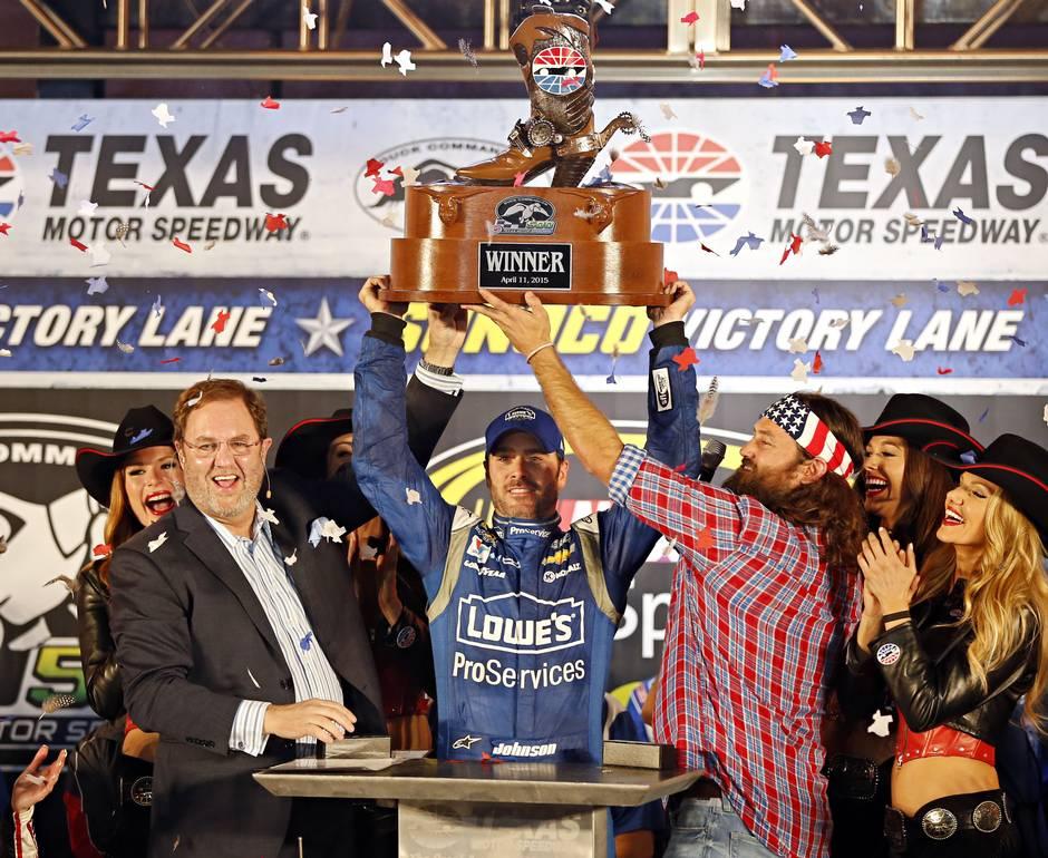 Texas Motor Speedway sets 2016 schedule