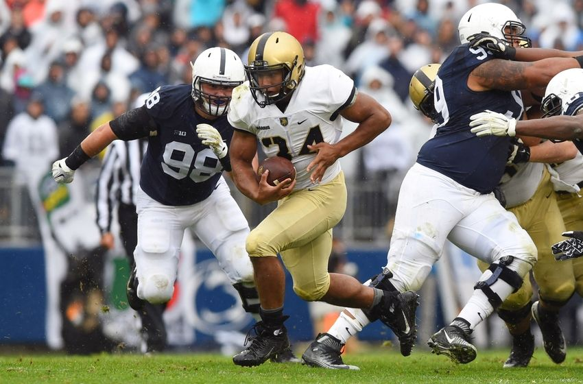 Penn State Football Nittany Lions Survive Poor Weather and Sloppy Play Defeat Army 20-14